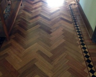 Patterned Parquetry